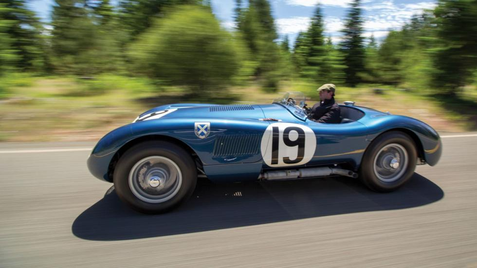 coches-más-caros-pebble-beach-2015-jaguar-c-type-works-lightweight-1953