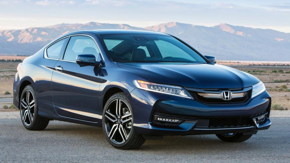 Honda Accord Coupe 2016 frontal