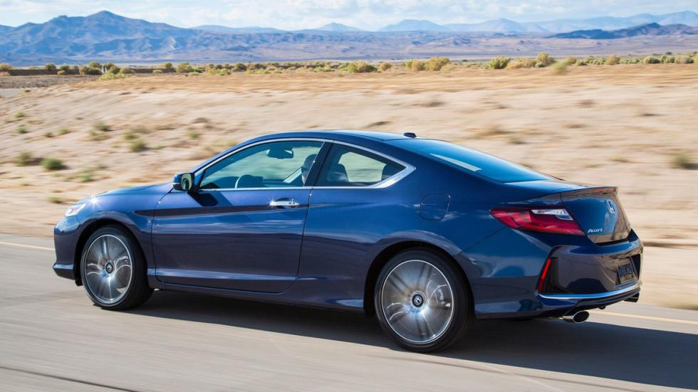 Honda Accord Coupe 2016 lateral