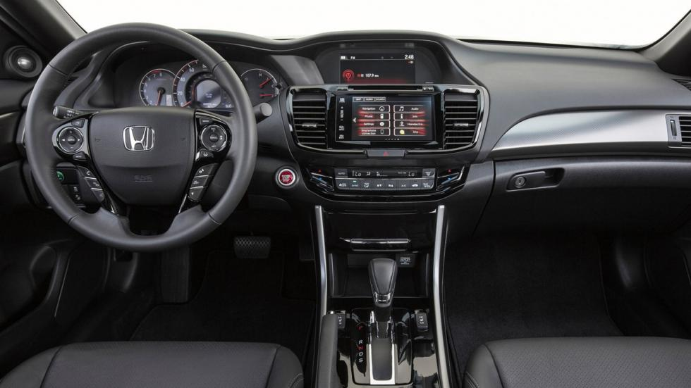 Honda Accord Coupe 2016 interior