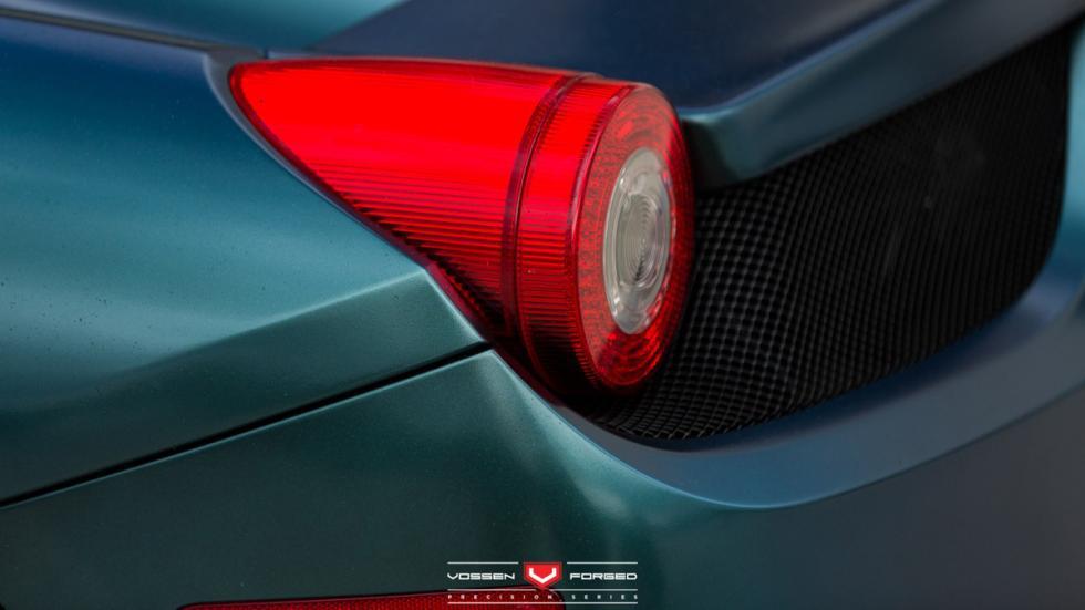 Ferrari 458 Italia PlasticDip Vossen color
