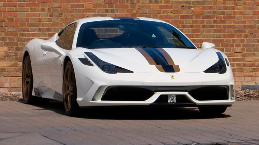 Ferrari 458 Speciale venta 1