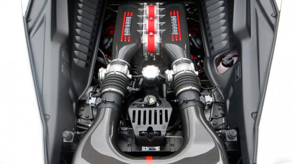 Ferrari 458 Speciale motor