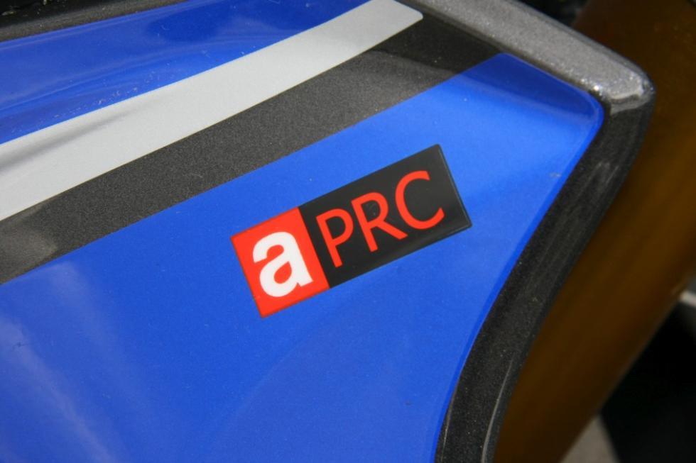 Aprilia Tuono 1100 RR. APRC, toda la electrónca de carreras.