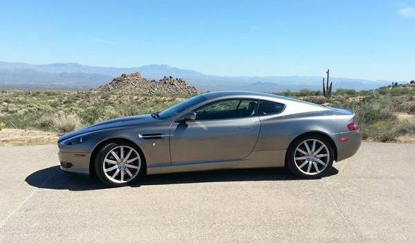 Aston Martin DB9 de Jack Bauer 1