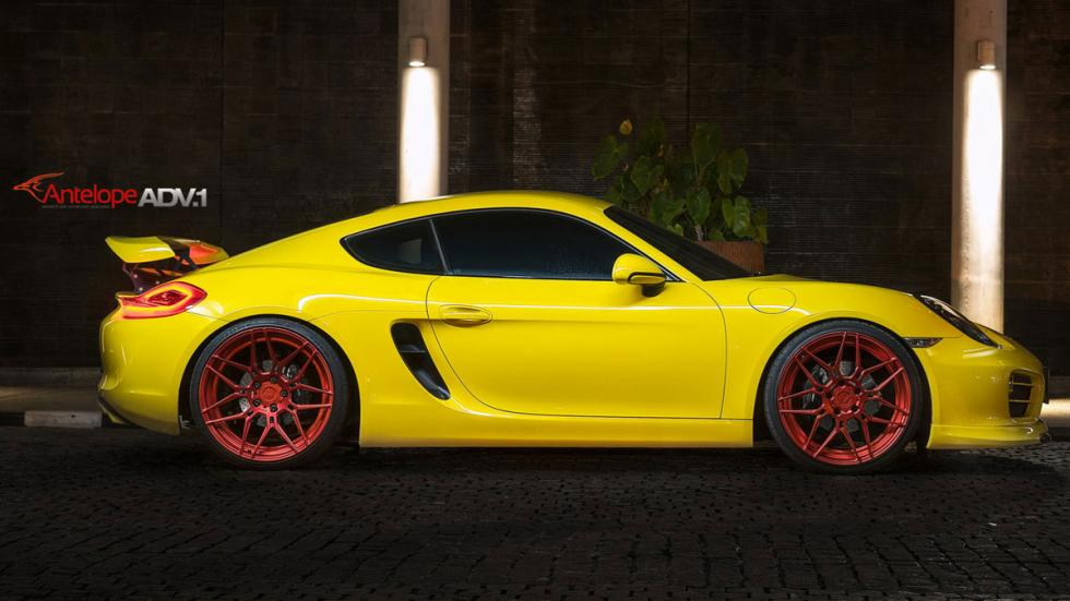 Cayman S ADV.1 lateral
