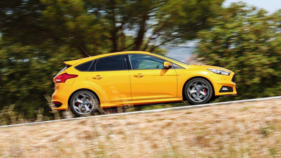 Ford Focus ST 2014 lateral