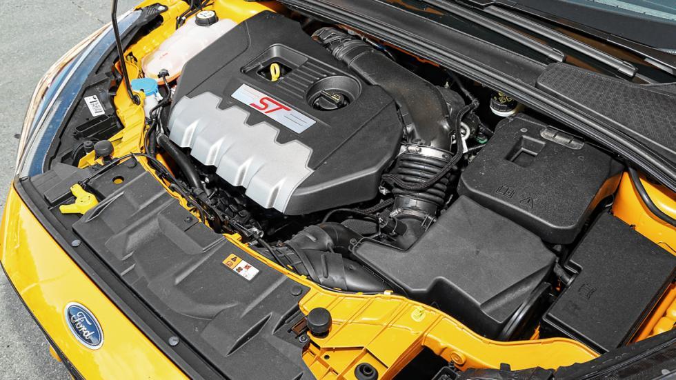 Ford Focus ST 2014 motor