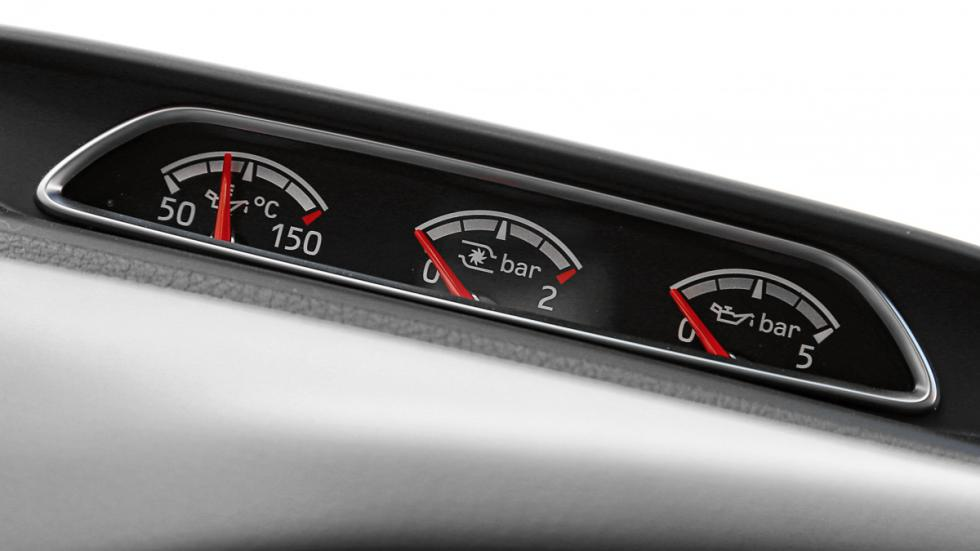 Ford Focus ST 2014 relojes