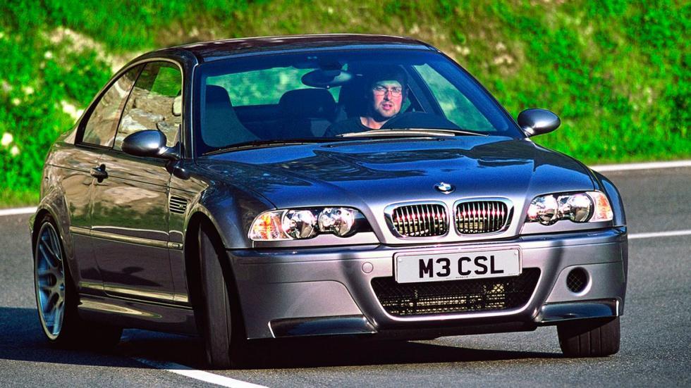 05 BMW M3 CSL