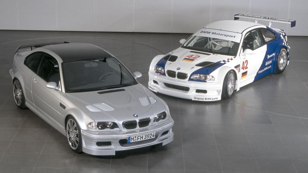 04 BMW M3 GTR