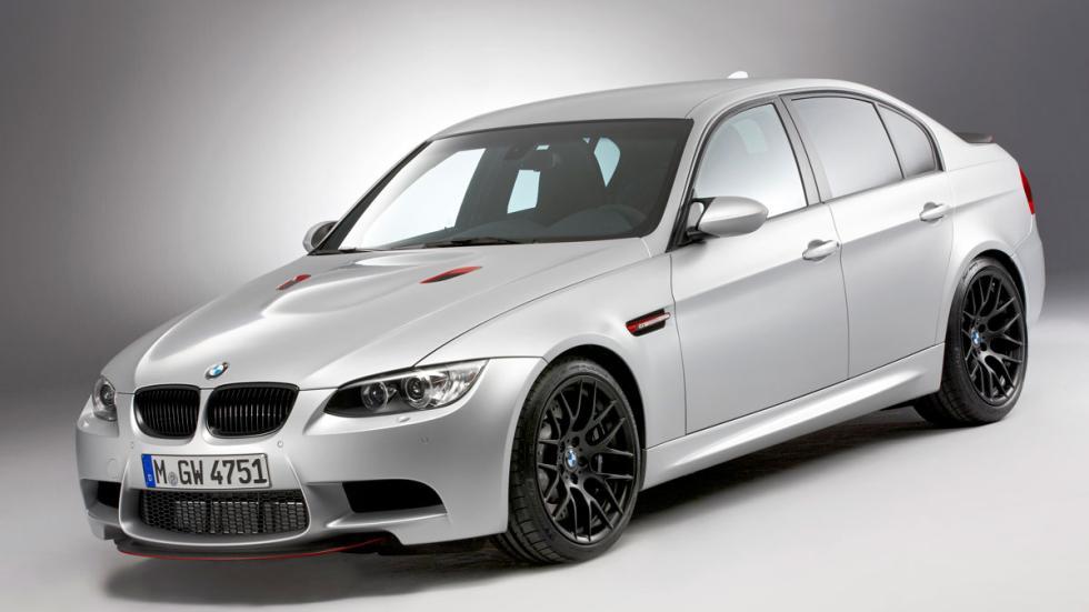 07 BMW M3 CRT