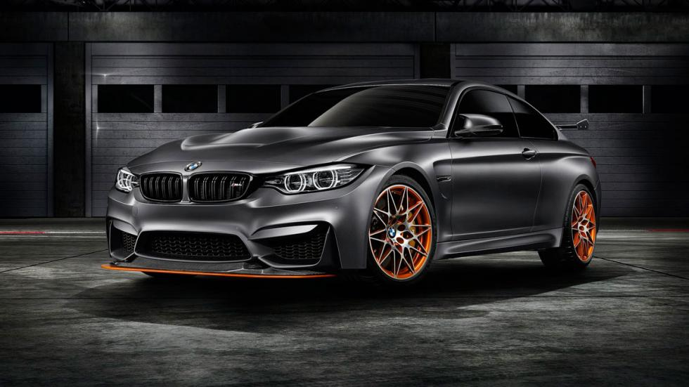 08 BMW M4 GTS concept