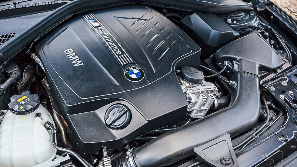 BMW M235i motor