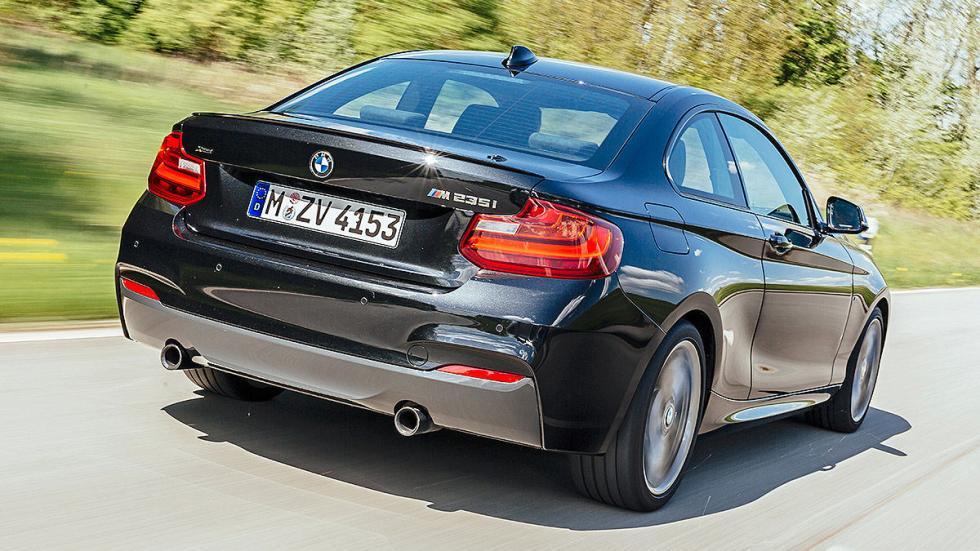 BMW M235i zaga