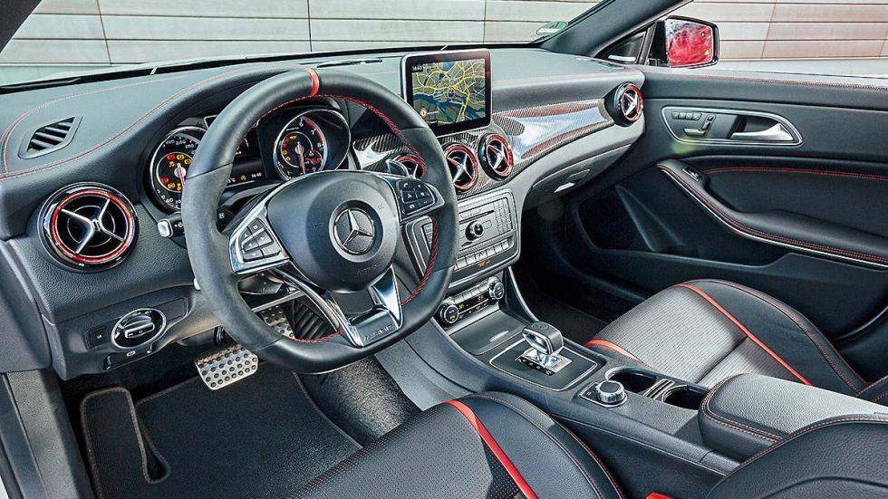 Mercedes  CLA Shooting Brake volante