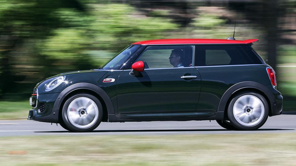 Mini John Cooper Works barrido