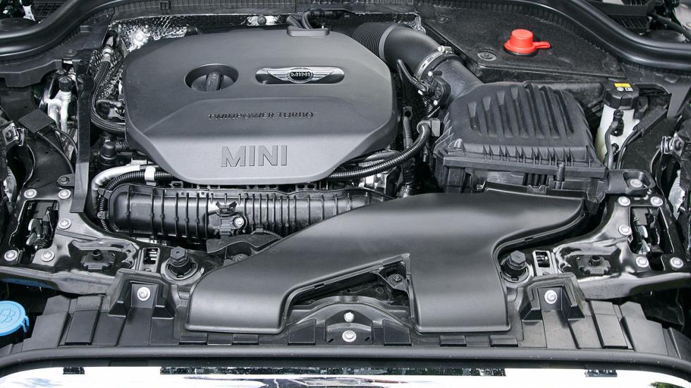Mini John Cooper Works motor