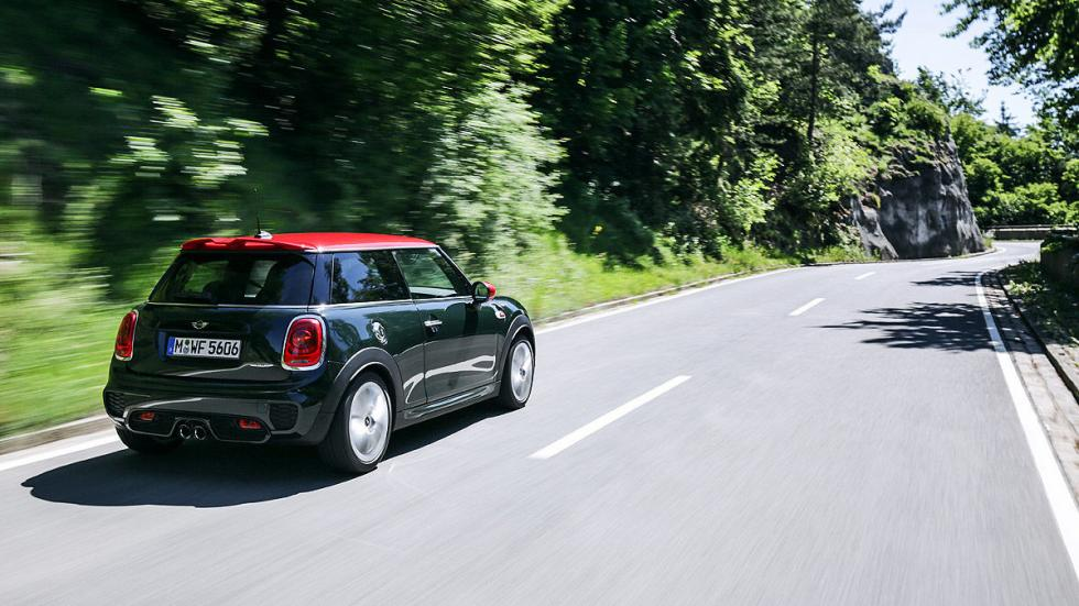 Mini John Cooper Works zaga