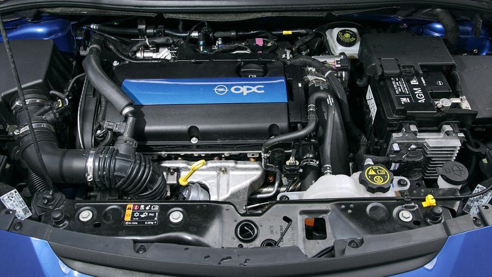 Opel Corsa OPC  motor