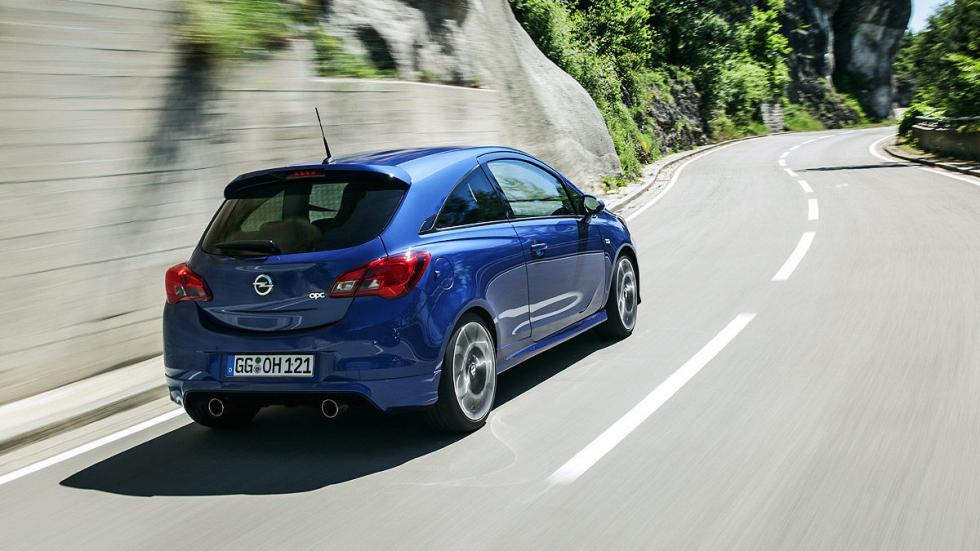 Opel Corsa OPC  zaga