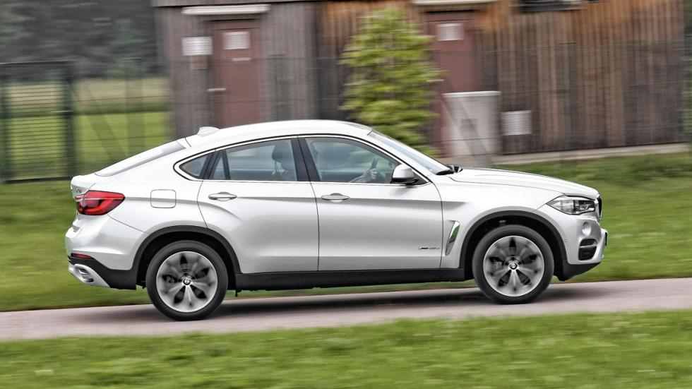 BMW X6 lateral