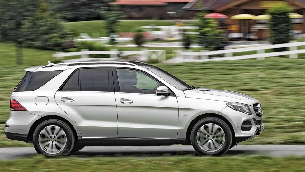 Mercedes GLE híbrido