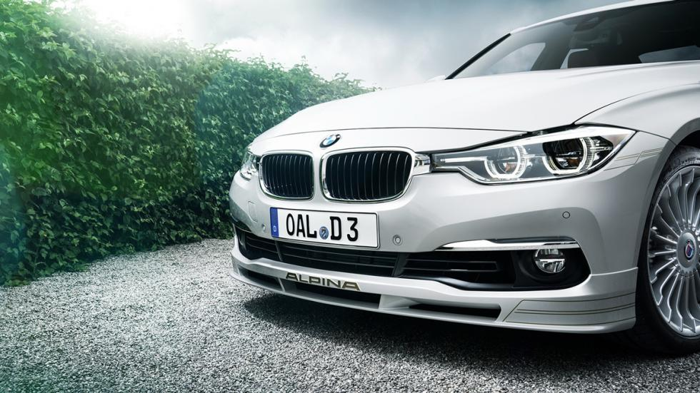 Alpina D3 Bi-Turbo 2016 frontal