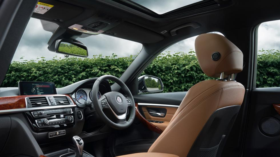 Alpina D3 Bi-Turbo 2016 interior