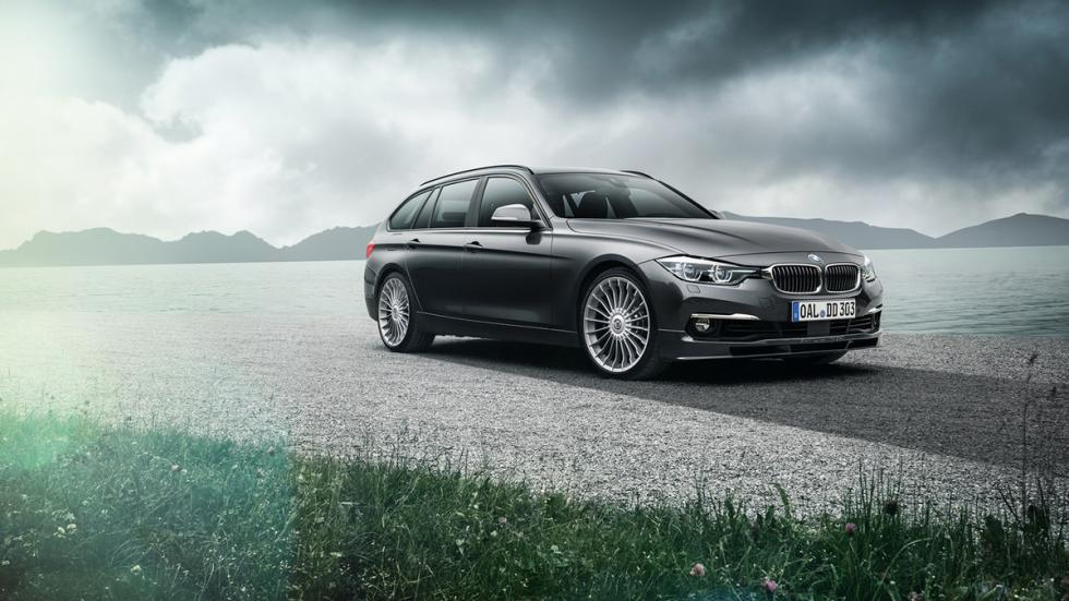 Alpina D3 Touring 2016 frontal