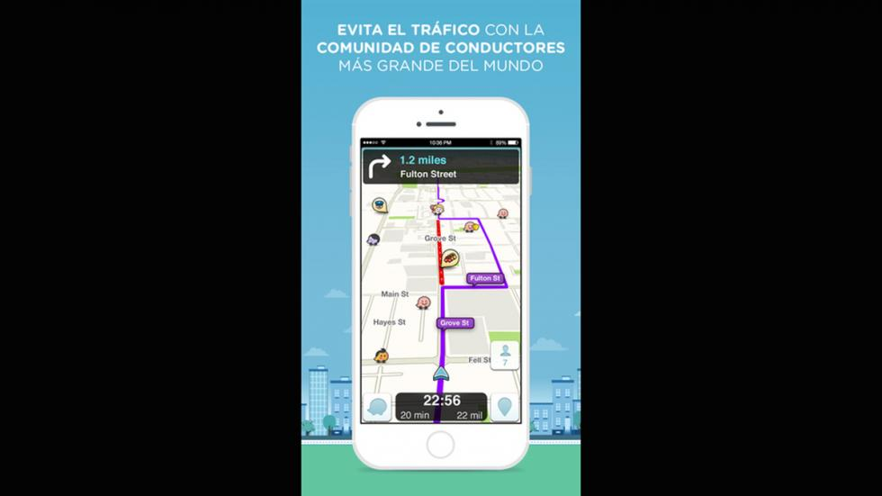 App Waze