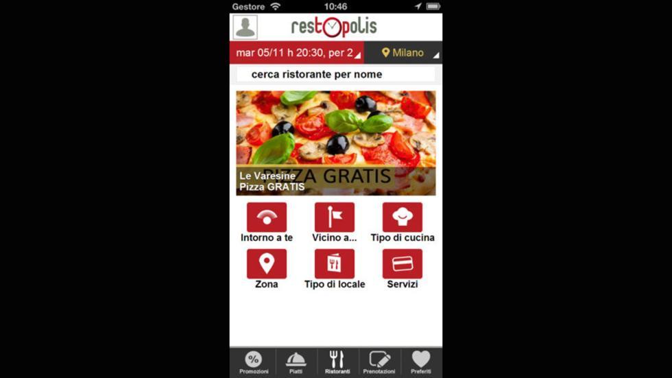 App Restopolis