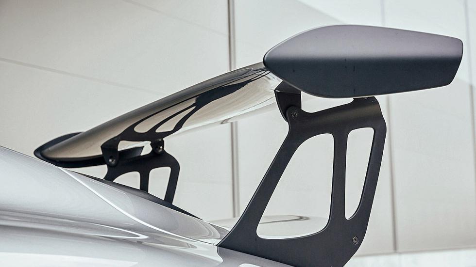 Prueba radical: Porsche 911 GT3 RS alerón