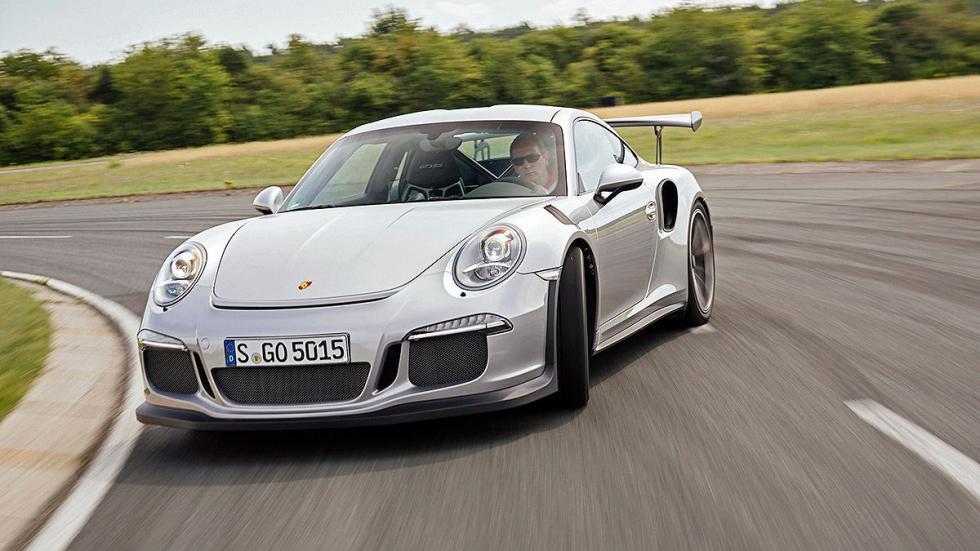 Prueba radical: Porsche 911 GT3 RS cruzada