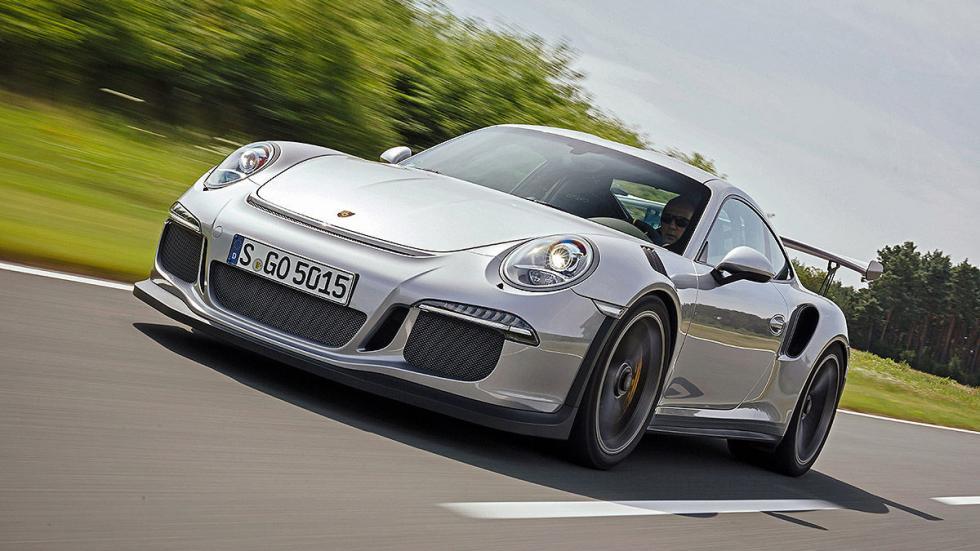 Prueba radical: Porsche 911 GT3 RS dinámica