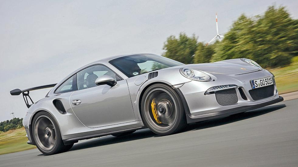 Prueba radical: Porsche 911 GT3 RS estampa