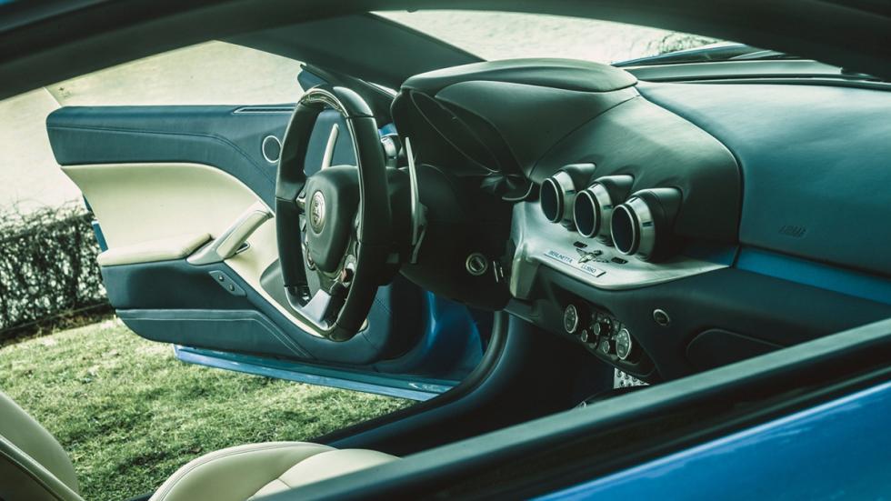 Touring Superleggera Berlinetta Lusso
