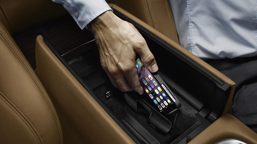 Accesorio de carga sin cables BMW