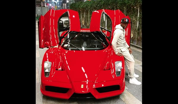Ferrari Enzo Floyd Mayweather