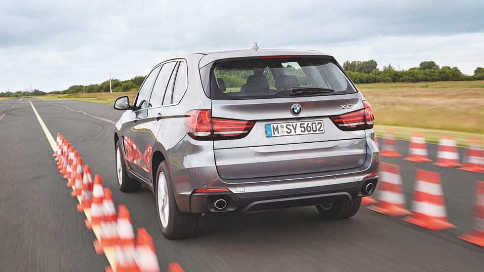 BMW X5 trasera