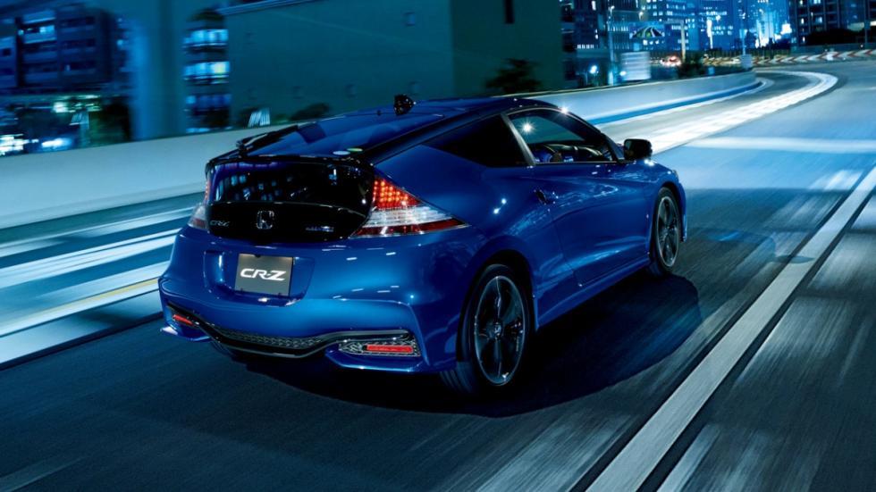 Honda CR-Z 2016