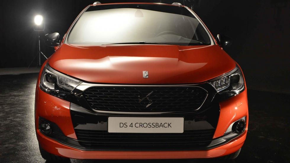 DS4 Crossback frontal