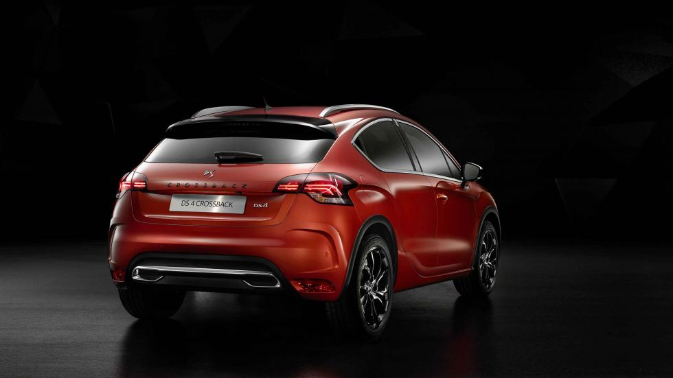 DS4 Crossback ruedas
