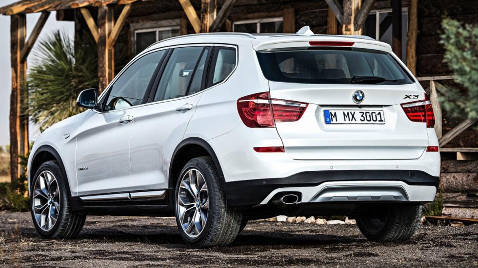coches-mejores-sistemas-anticolisión-BMW-X3-zaga