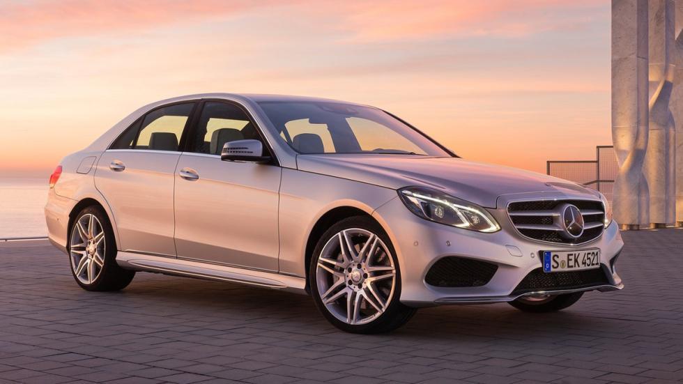 coches-mejores-sistemas-anticolisión-Mercedes-Clase-e
