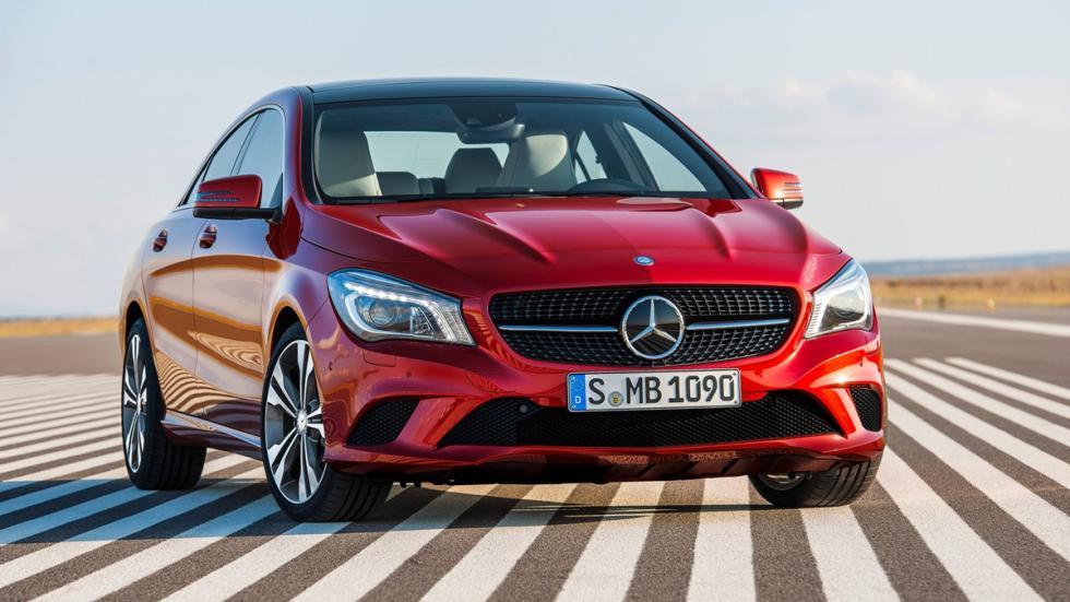 coches-mejores-sistemas-anticolisión-Mercedes-Clase-CLA