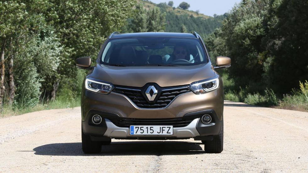 Frontal Renault Kadjar