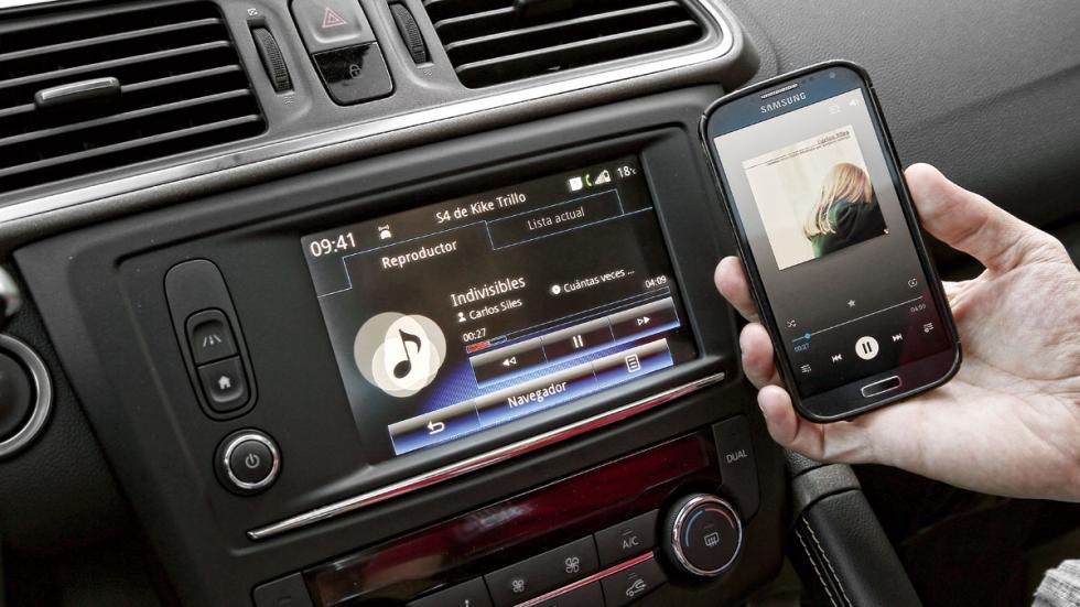 Conectividad Renault Kadjar