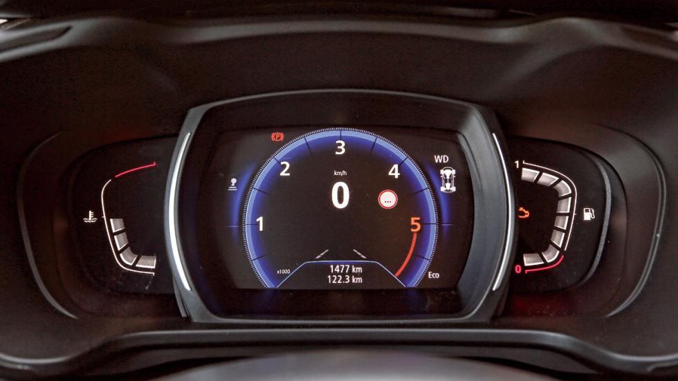 Cuadro de mandos Renault Kadjar