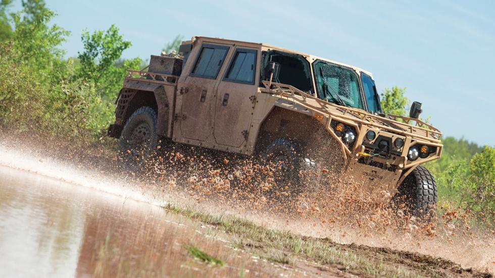 el nuevo JLTV del ejército americano